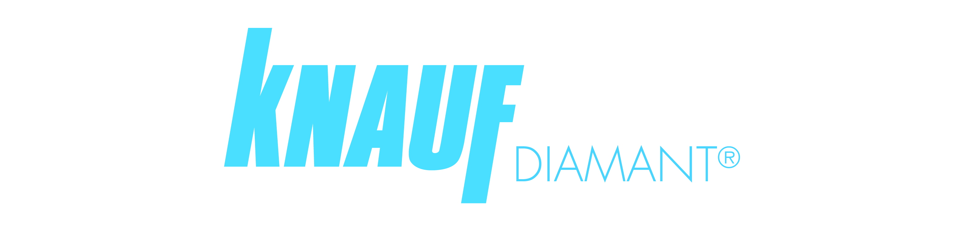 logotipo knauf diamant