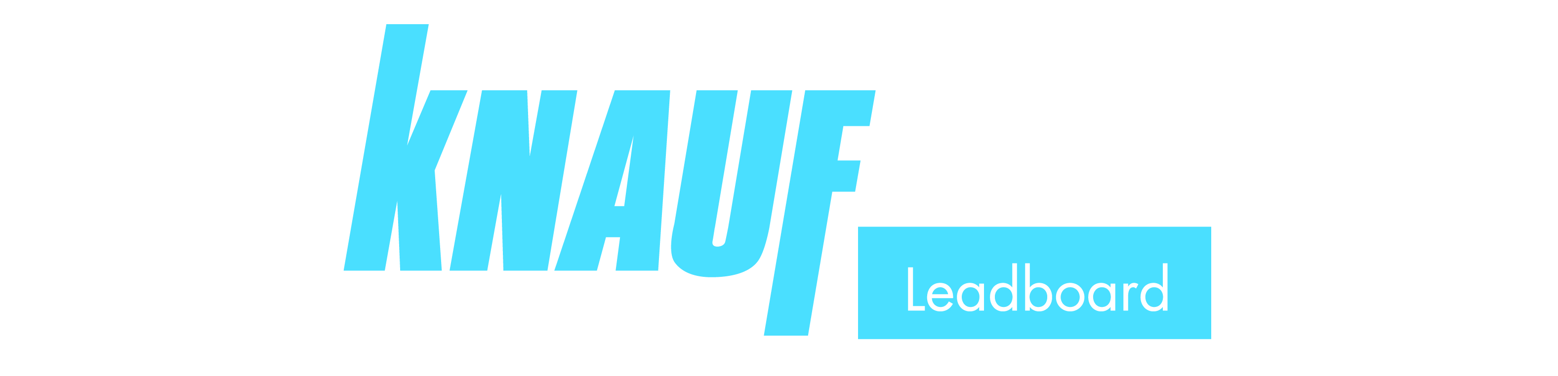 logotipo knauf panel leadboard radiologico