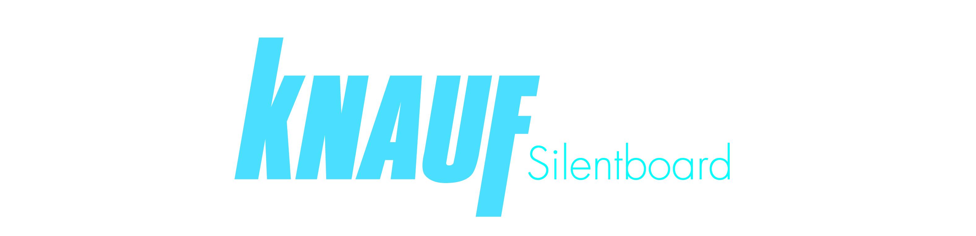 logotipo knauf silentboard