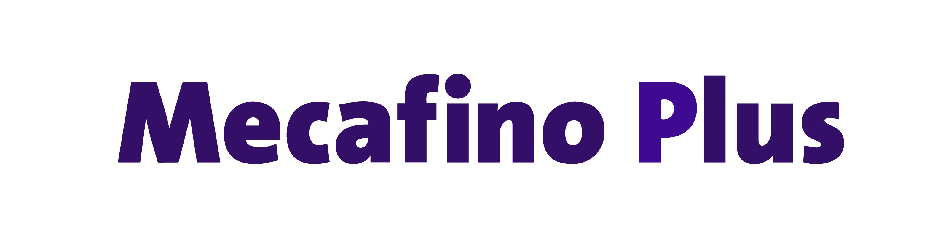 logotipo yeso mecafino plus terminaciones