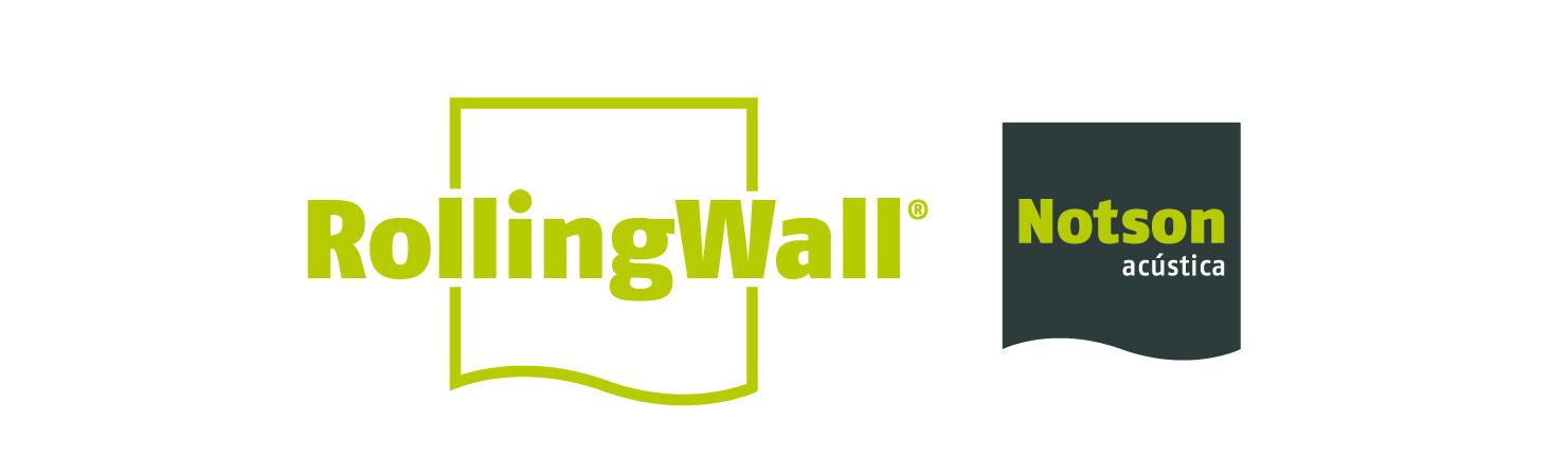 logotipo rollinwall