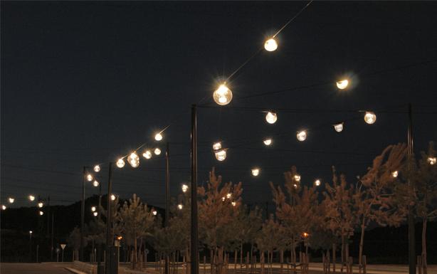 Luminaria LED GOTA