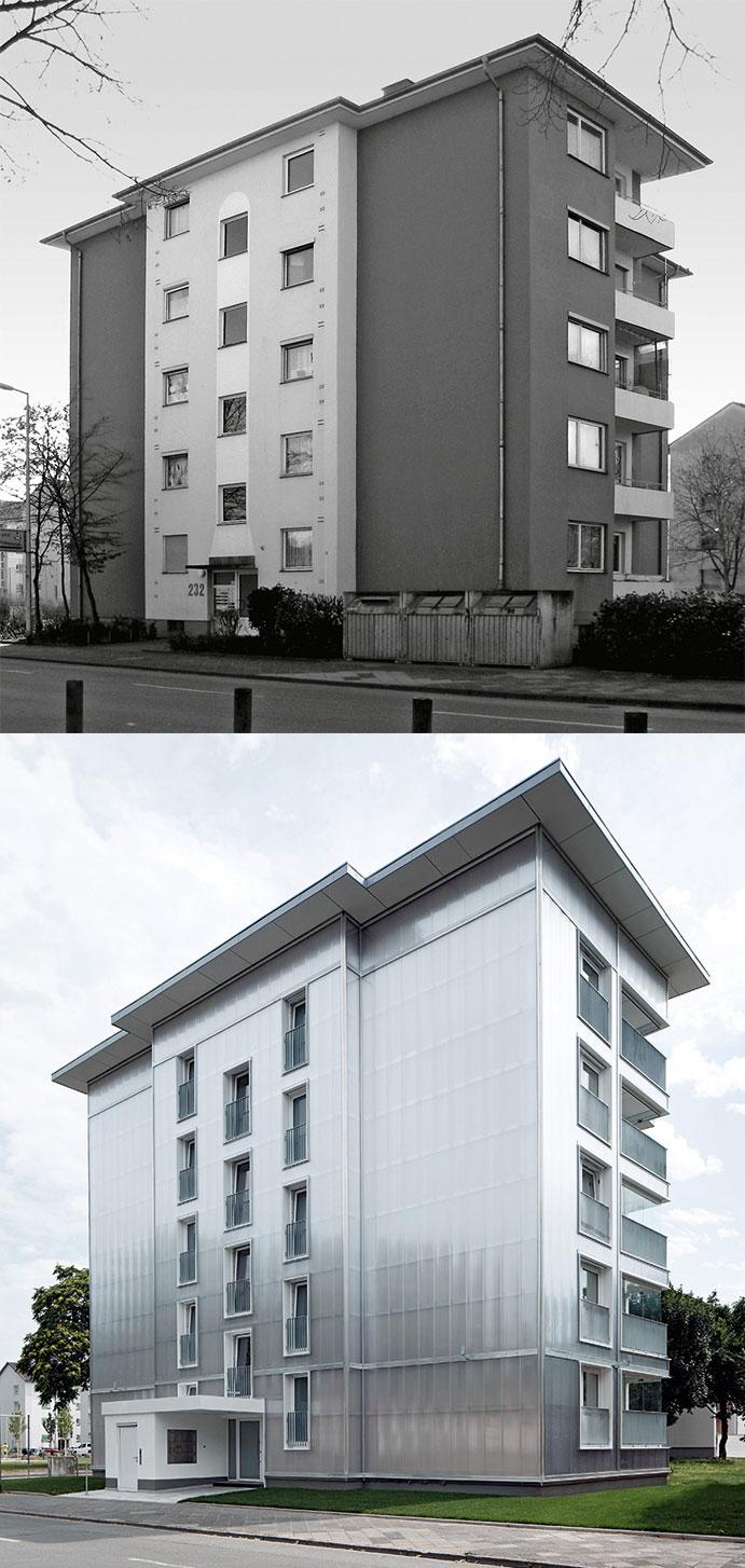 Arquitectura en policarbonato.