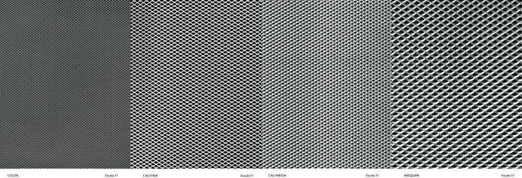 Cielo metalico Tile Lay-In - Hunter Douglas