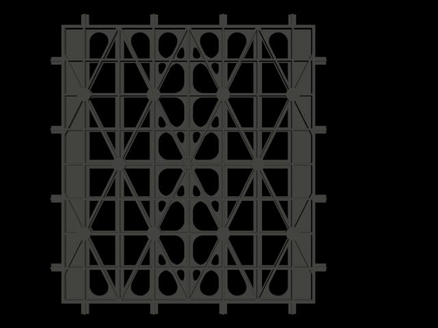 Cubo de drenaje Australmat