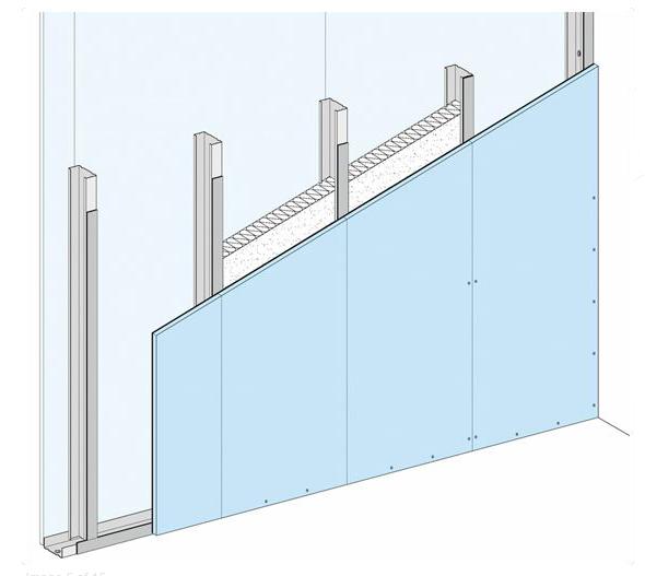 esquema panel leadboard knauf