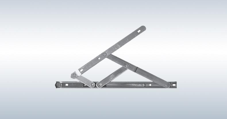 sistema apertura brazo practicable ferritico GU