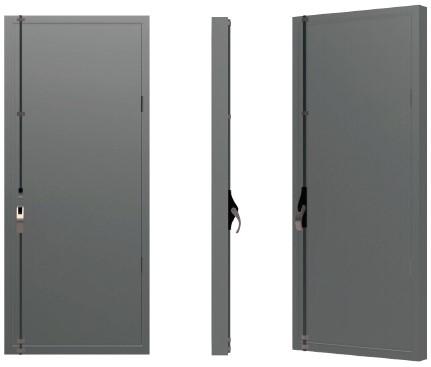 puerta acero r40f ingmac
