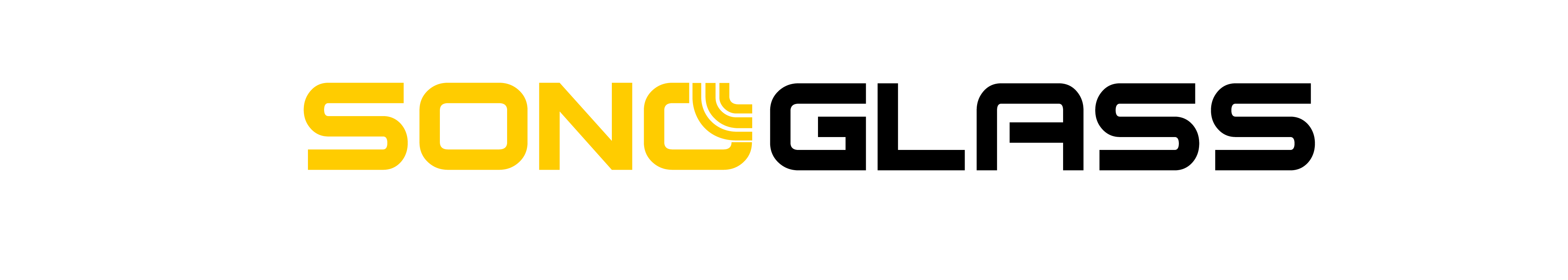 logotipo sonoglass