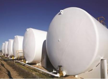 Aislacion termica para tanques y depositos