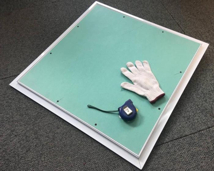 Tapas de inspección