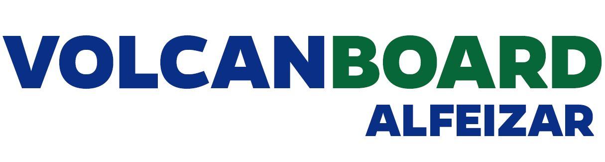 logotipo volcanboard trim