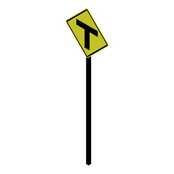 """Cruces,bifurcacion y convergencia """"T"""""""