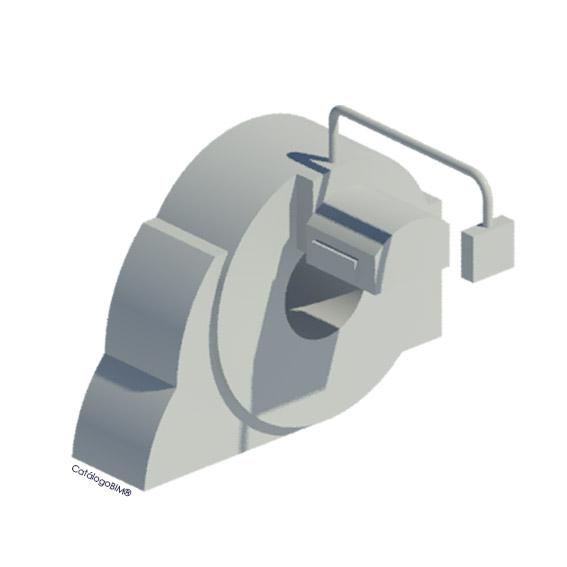 Resonador magneto nuclear 1.5 T (Magneto)
