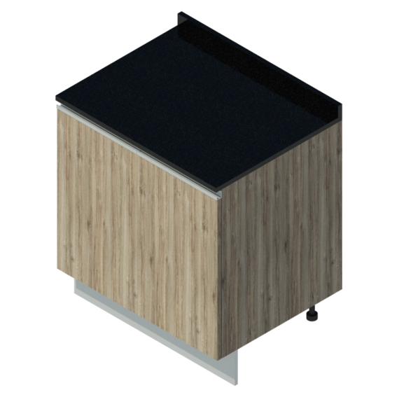 Muebles Asa Corrida Arauco: Base