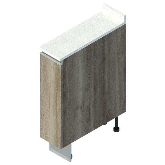 Muebles Arauco: Base Especiero