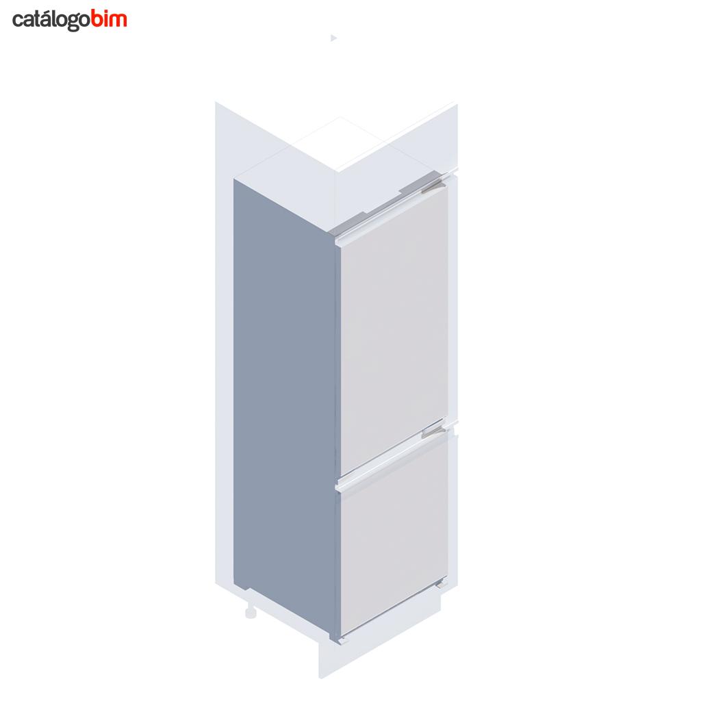 Refrigerador Integrado – Modelo CI3 330NF