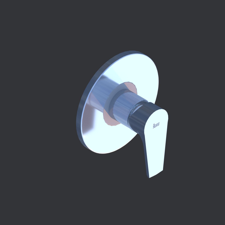 Grifería para Baño – Modelo Calvia Ducha Empotrada