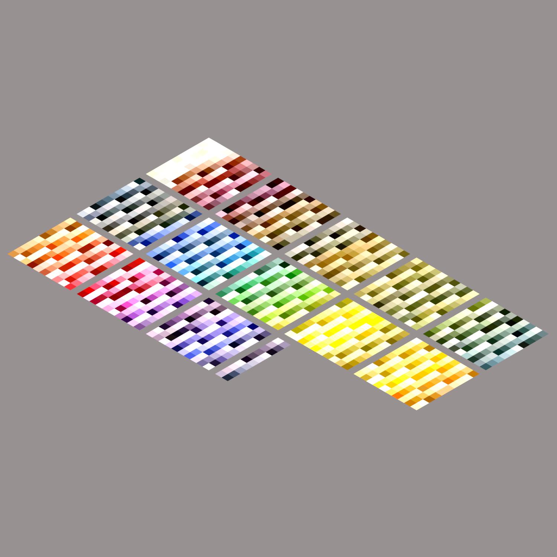 Librería de Materiales Sipamundo de Codelpa en BIM