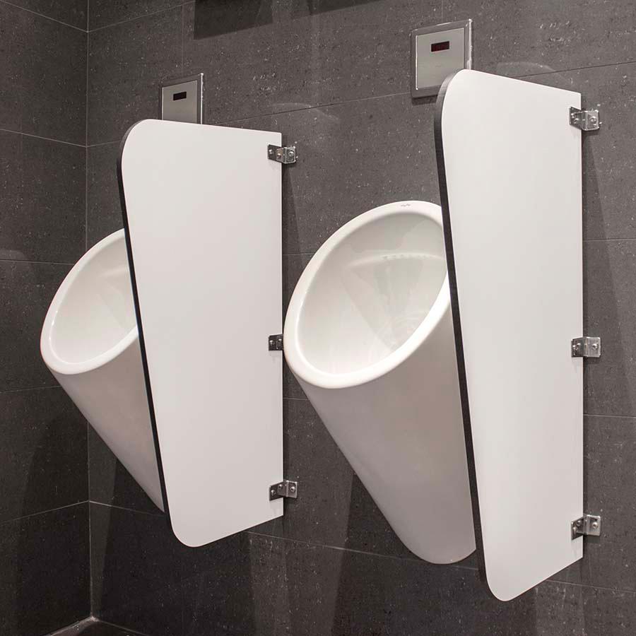 División de Urinario en BIM
