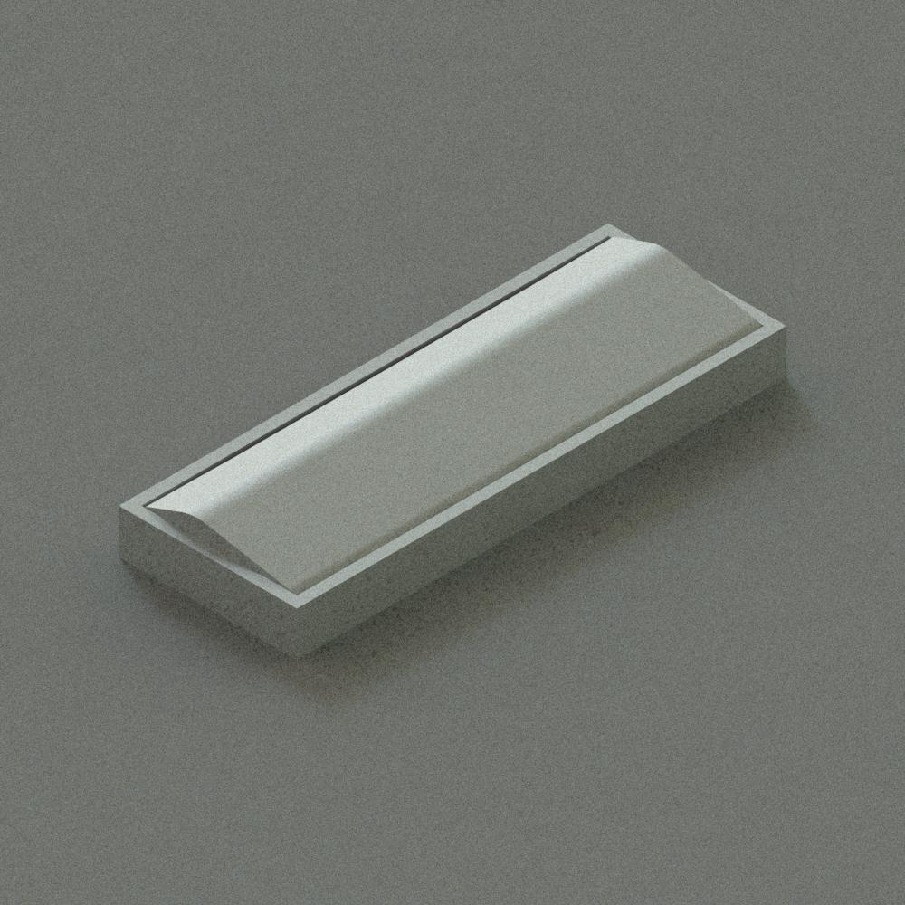 Sistema de Apertura de puerta Elbow push de G-U en BIM