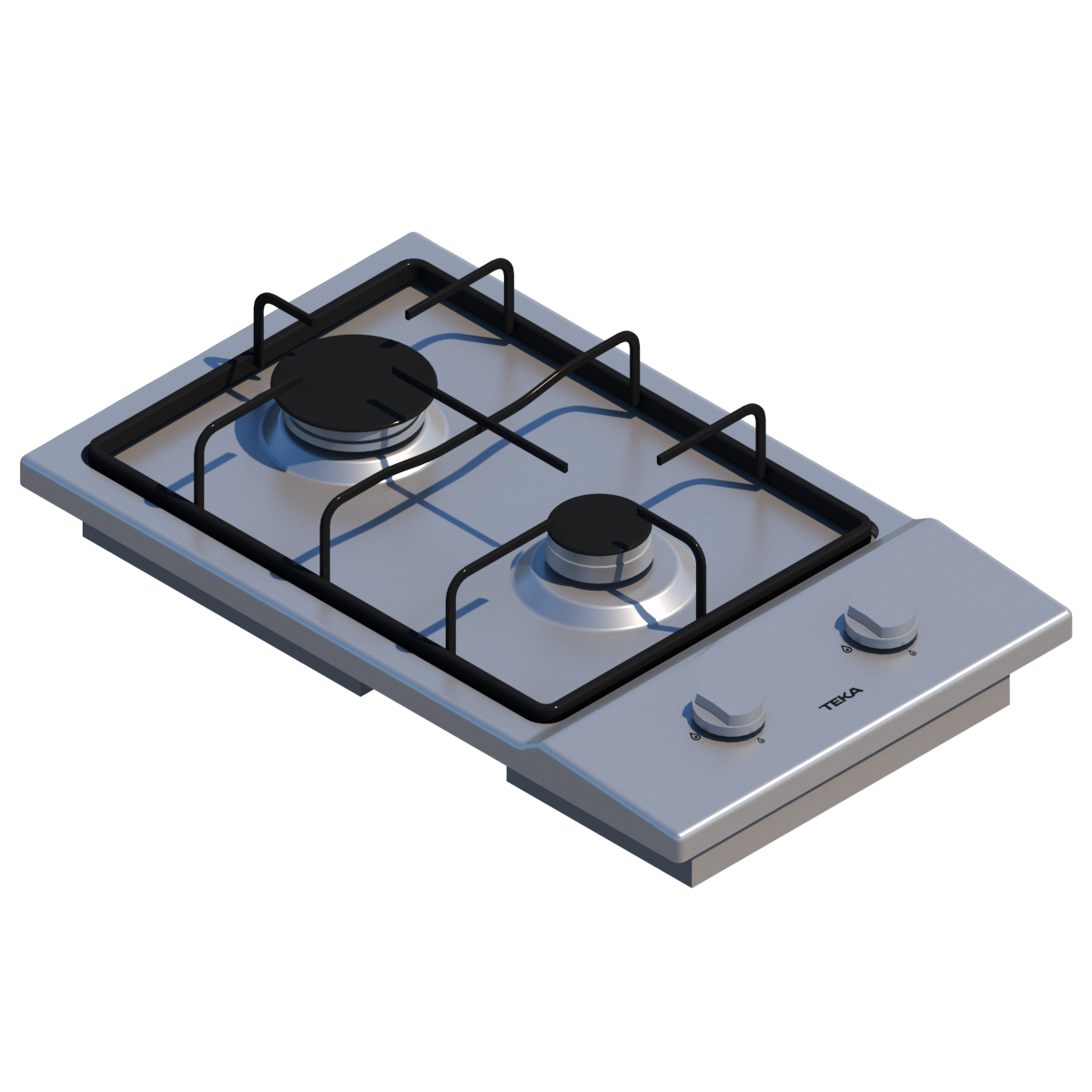 Encimera placa de cocción a gas – EH 302G en BIM