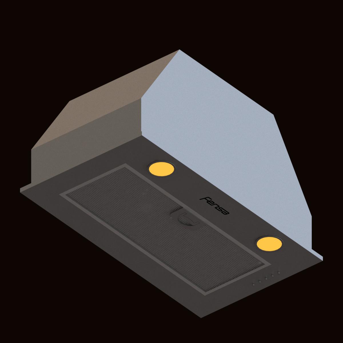 Campana integrada FX 5200 Fensa en BIM