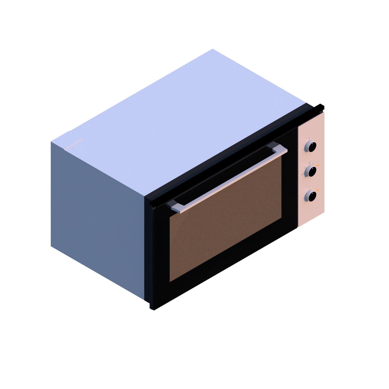Horno Eléctrico - Modelo HSF 900 SS