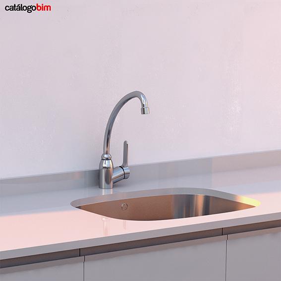 Grifo para lavaplatos – Modelo Inca Pro