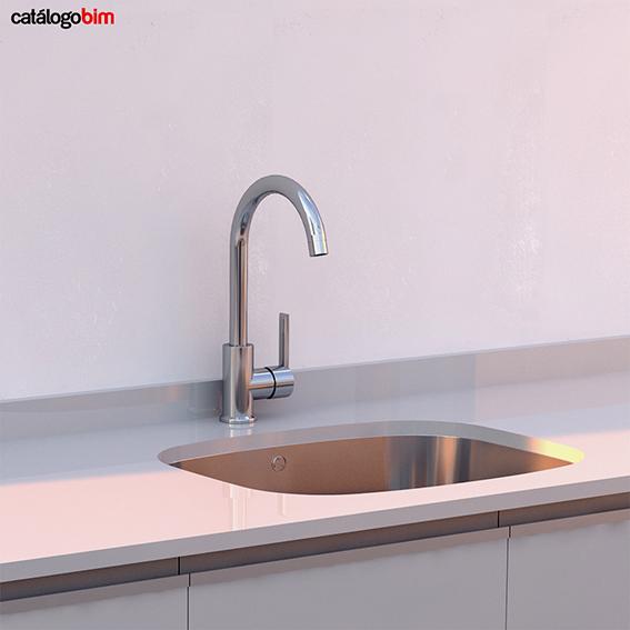 Grifo para lavaplatos – Modelo IN-915 CR Ec