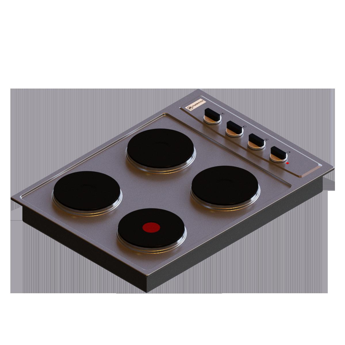 Encimera eléctrica MEE 4.5E Mademsa en BIM