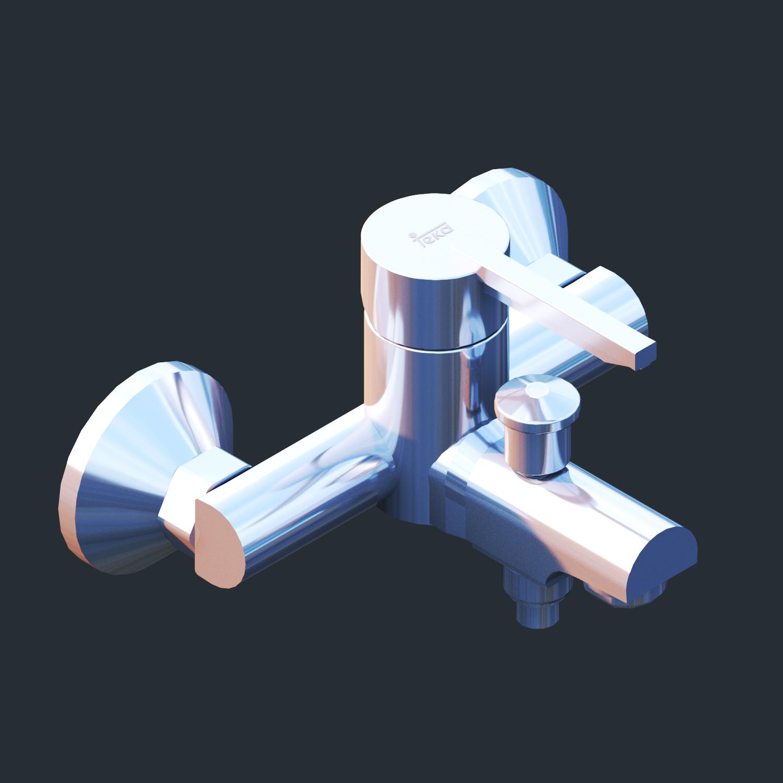 Grifería para Baño – Modelo MF 2 Baño Ducha