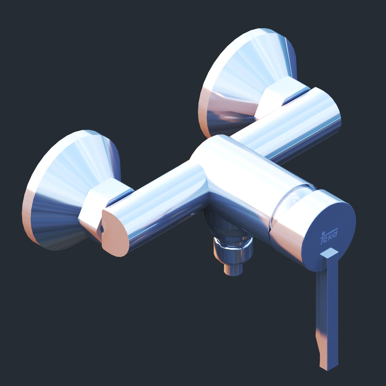 Grifería para Baño – Modelo MF 2 Ducha