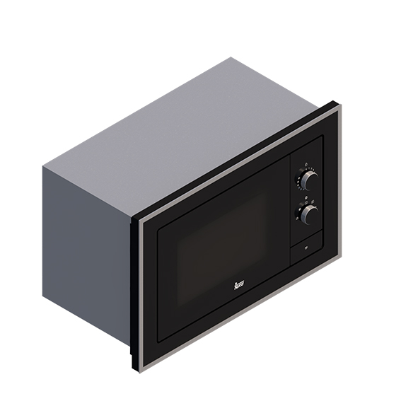 Microondas Empotrable - Modelo ML 820 BI