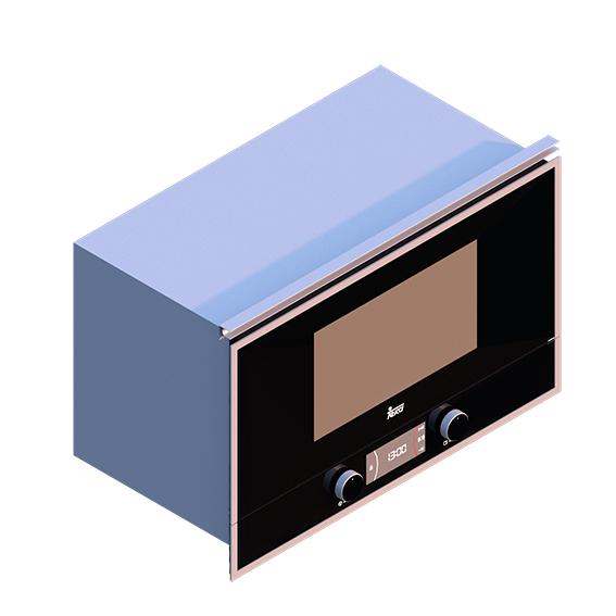 Microondas Empotrable - Modelo ML 822 BIS L