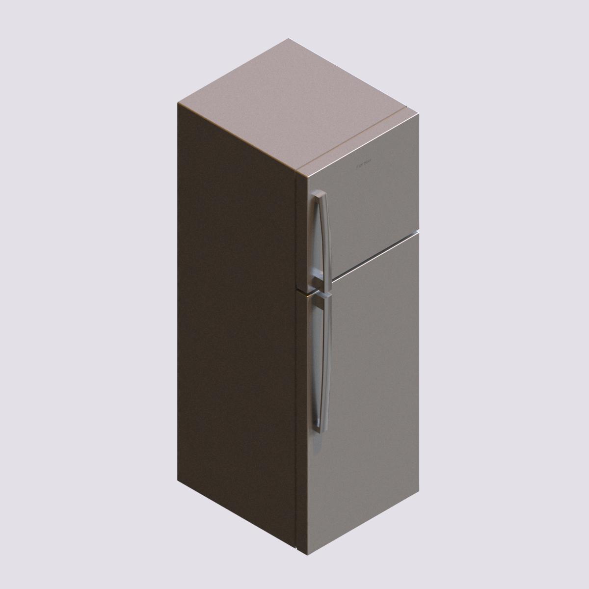 Refrigerador Fensa Advantage 5200 en BIM