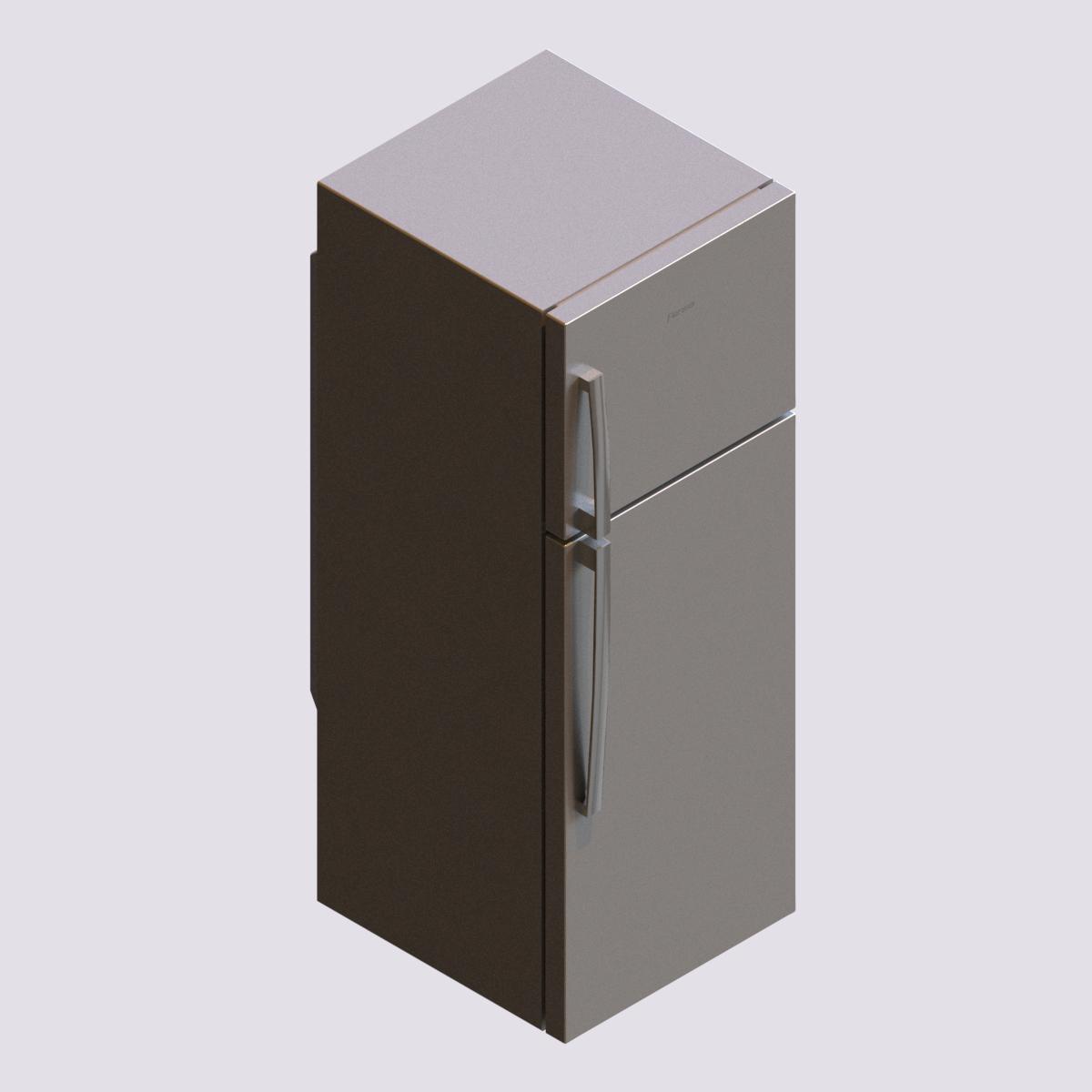 Refrigerador Fensa Advantage 5300 en BIM
