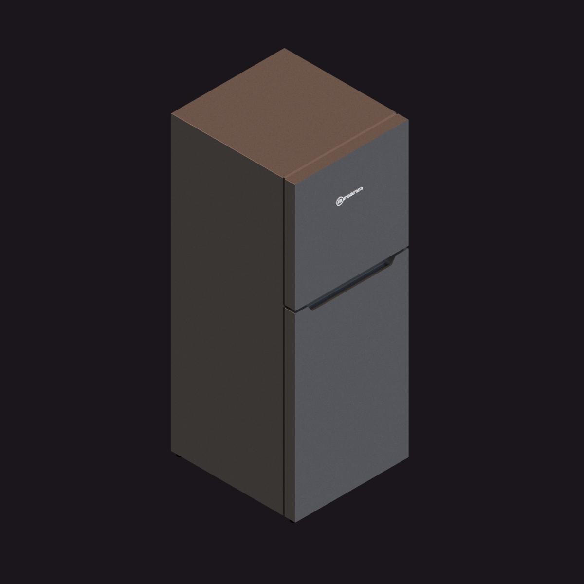 Refrigerador Mademsa No Frost Altus 1200 en BIM