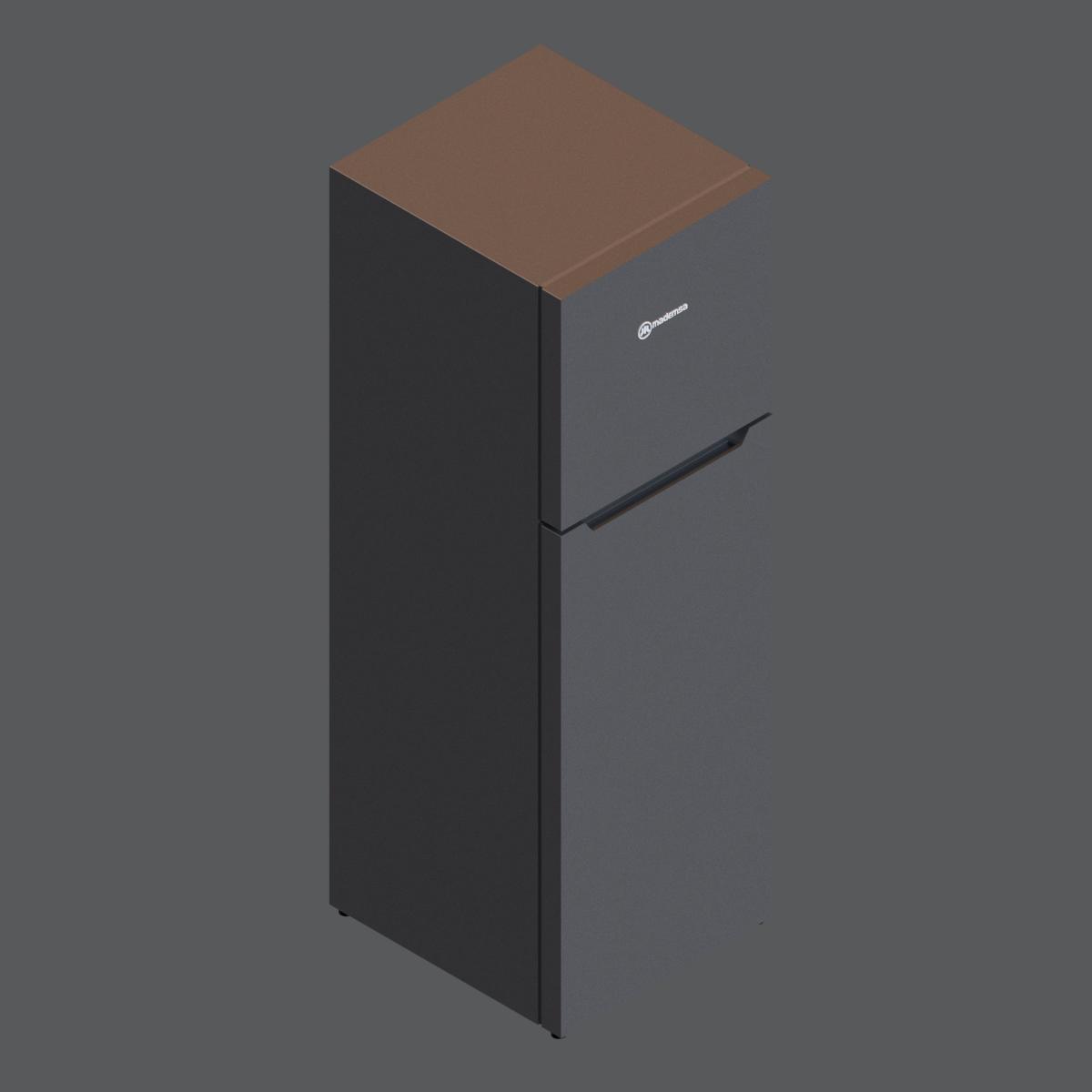 Refrigerador Mademsa No Frost Altus 1250 en BIM