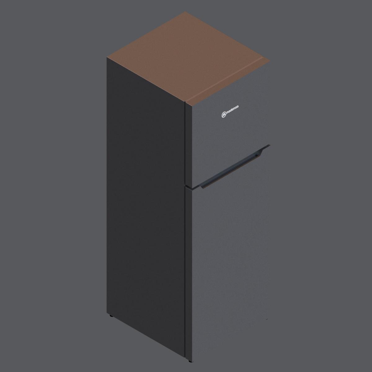 Refrigerador Mademsa No Frost Altus 1350 en BIM