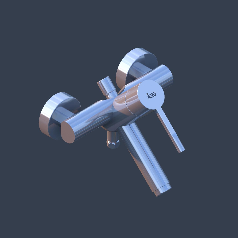 Grifería para Baño – Modelo Spirit Baño-Ducha
