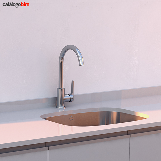 Grifo para lavaplatos – Modelo IN-396 Eco