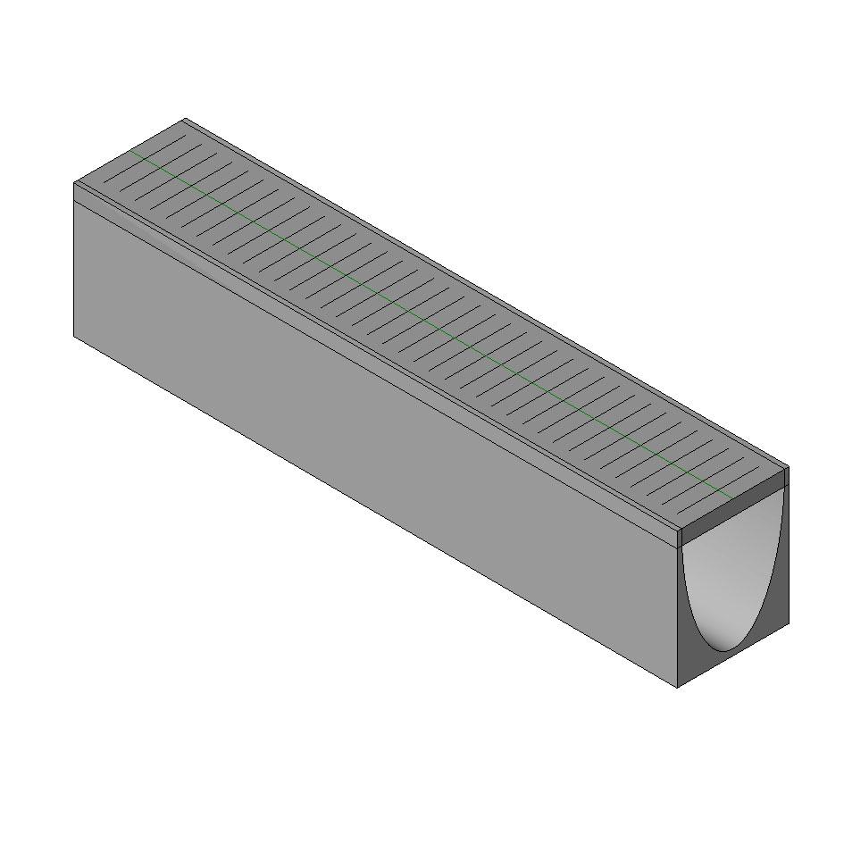 Canal de drenaje Multiv+ MultiV R150F