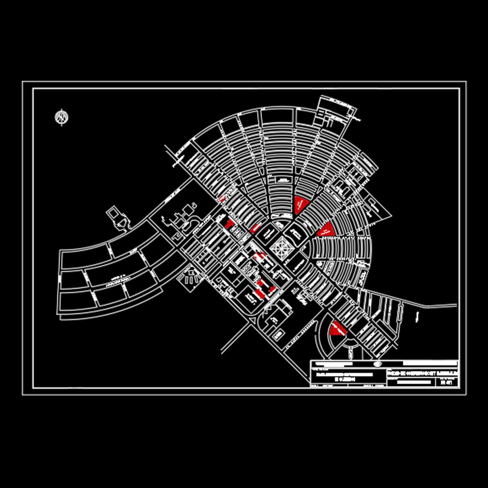Plano: Ciudad El Salvador