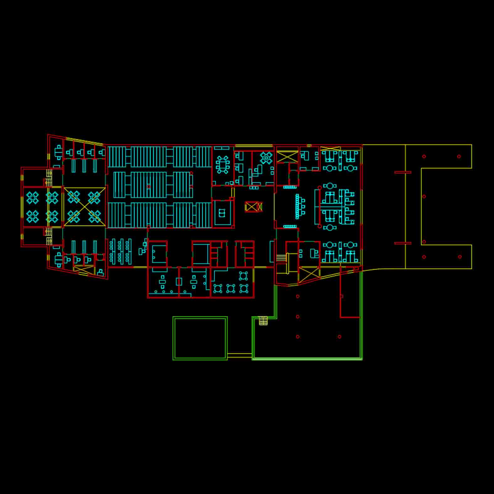 Plano: Biblioteca Aveiro / Alvaro Siza