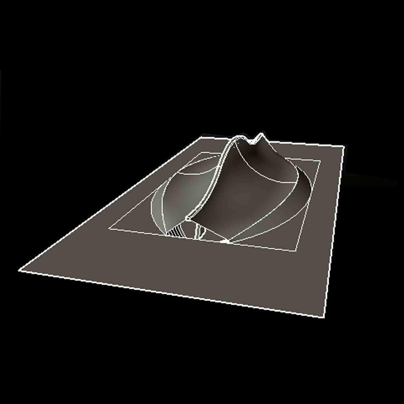 Modelo: Estadio / Santiago Calatrava