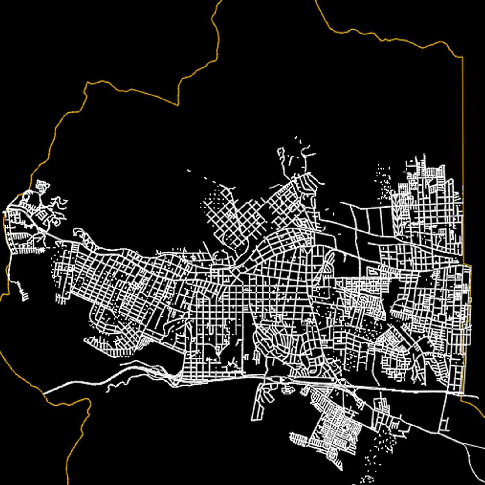 Pano: Ciudad de Quilpue / Vialidad