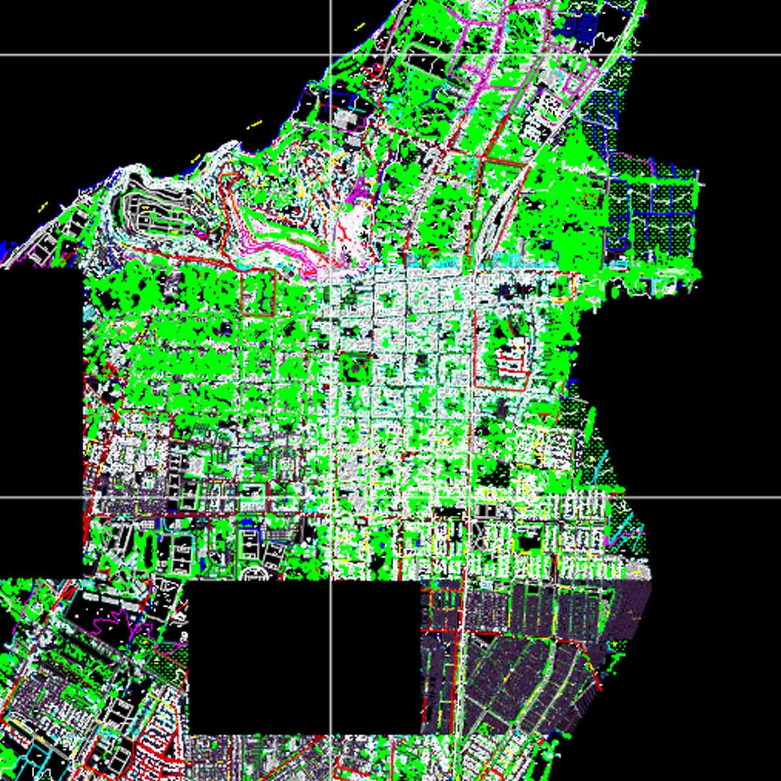 Plano: Ciudad de Quillota