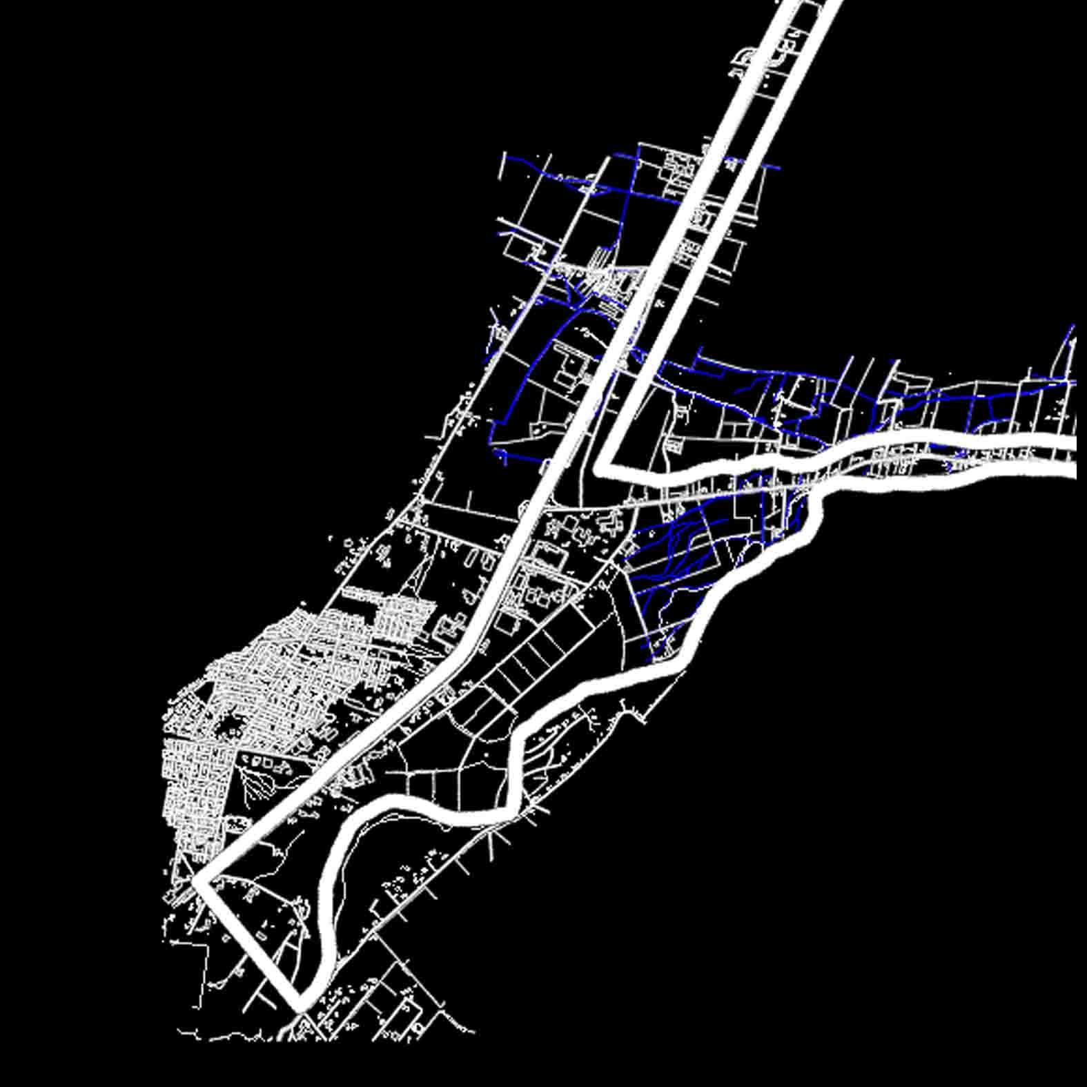 Plano: Ciudad de Romeral