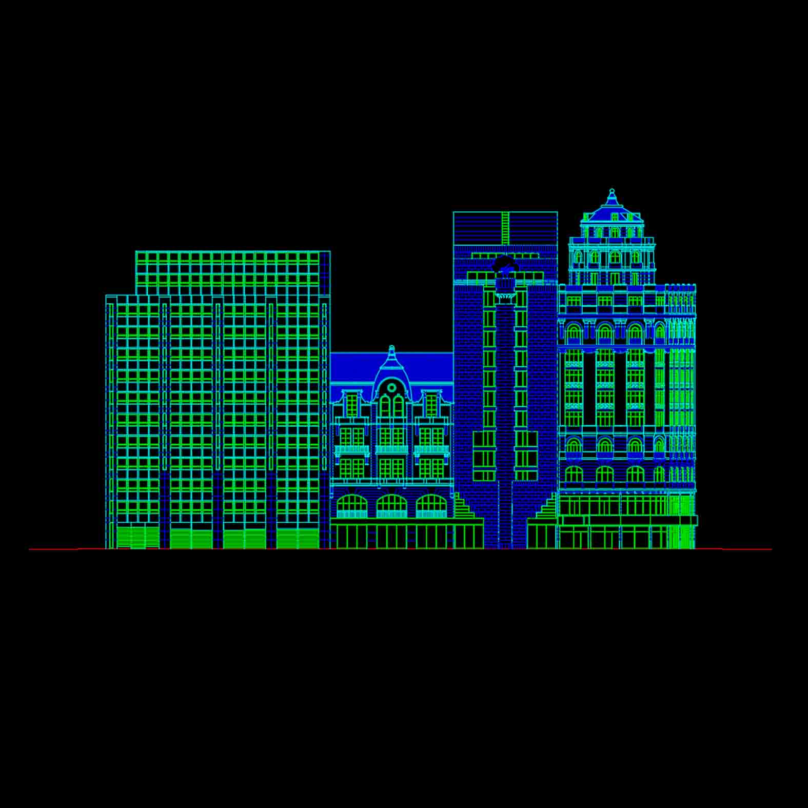 Plano: Banca del Laboro / Mario Botta